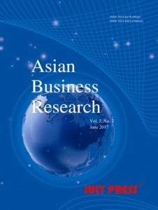 Asian Business Research
